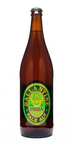 Ballantine IPA by Pabst Brewing Co