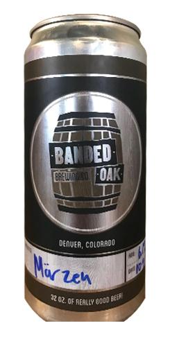 Banded Oak Märzen, Banded Oak Brewing