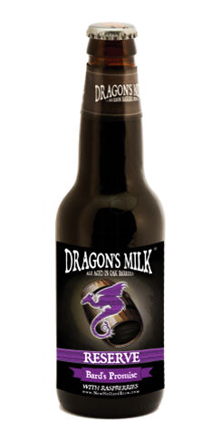 New Holland Beer Dragon's Milk Reserve Raspberries