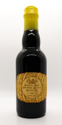 Barrel-Aged Brownie Batter Blend #2 Fat Elvis, Pontoon Brewing