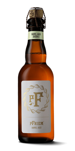 Barrel Aged Saison II, pFriem Family Brewers