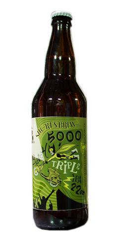 Batch 5000 Triple IPA Short's Brewing Beer