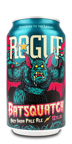 Batsquatch Hazy IPA, Rogue Ales & Spirits