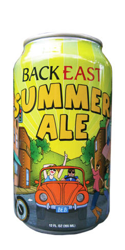 Back East Summer Ale beer