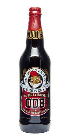 Ol Dirty Barrel Belching Beaver Stout Beer