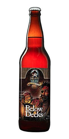 Below Decks by Heavy Seas Beer