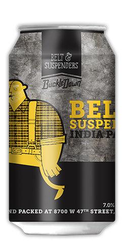 Belt & Suspenders by BuckleDown Brewing