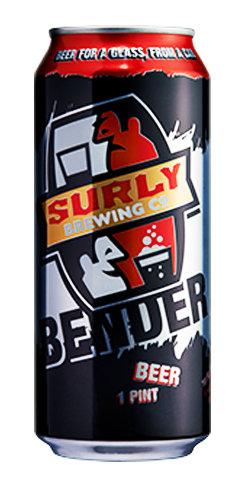 Surly Bender Beer