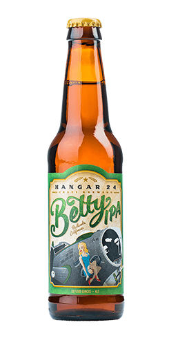 Betty IPA by Hangar 24 Craft Brewing