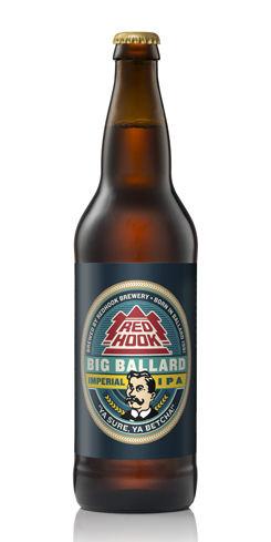 Big Ballard Imperial IPA by Redhook Brewery