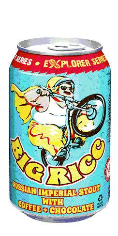 Big RICC Tallgrass Beer