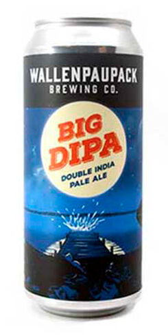 Big DIPA, Wallenpaupack Brewing Co.