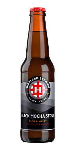 Black Mocha Stout by Highland Brewing