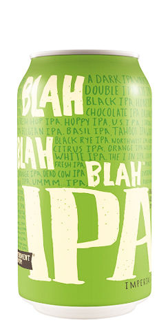 21st Amendment Beer Blah Blah Blah IPA