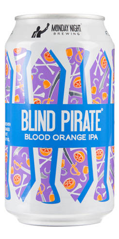 Blind Pirate, Monday Night Brewing