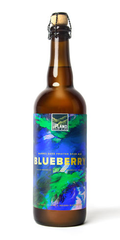 Blueberry by Upland Brewing Co.