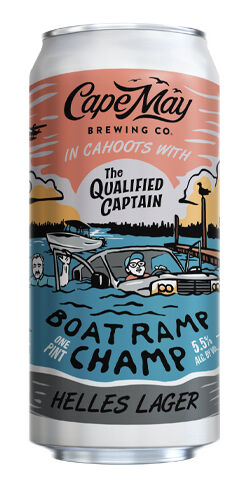 Boat Ramp Champ, Cape May Brewing Co.
