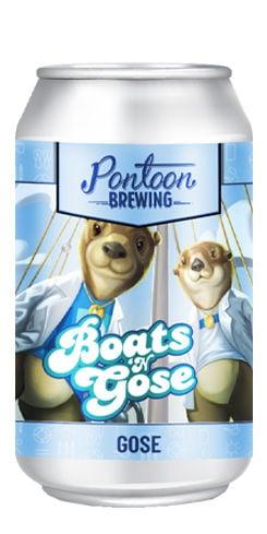 Boats 'n Gose, Pontoon Brewing