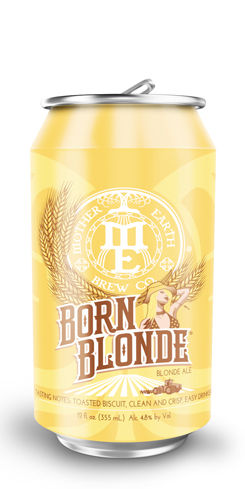 Born Blonde by Mother Earth Brew Co.