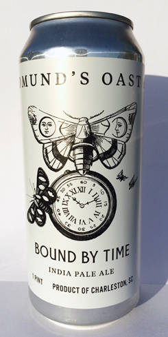 Bound By Time India Pale Ale, Edmund's Oast Brewing Co.