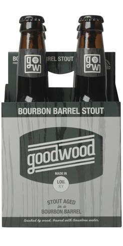 Bourbon Barrel Stout, Goodwood Brewing Co.