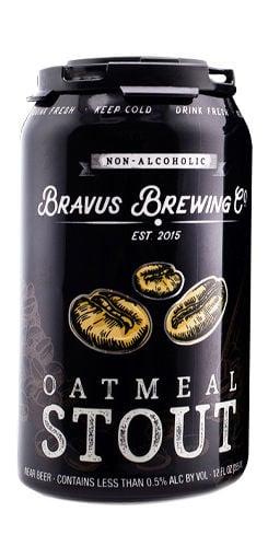 Bravus Oatmeal Stout, Bravus Brewing Co.