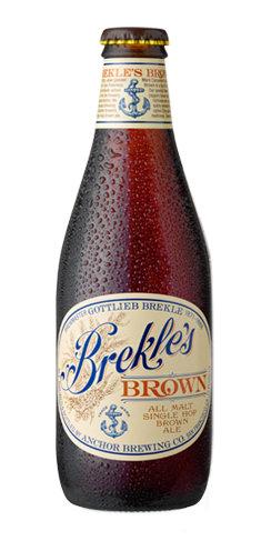 Brekle's Brown Anchor Brewing Beer