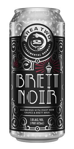 Brett Noir, Area Two Experimental Brewing