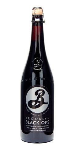 Brooklyn Black Ops Beer