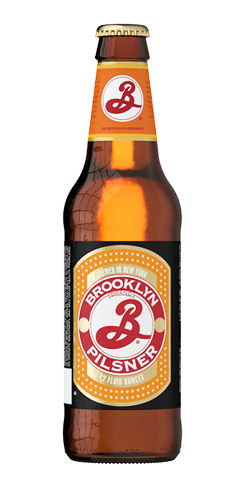 Brooklyn Brewery Pilsner beer