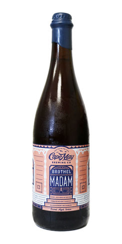Brothel Madam by Cape May Brewing Co.