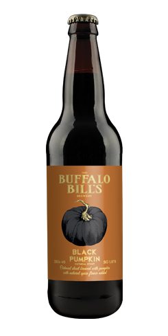 Buffalo Bill's Black Pumpkin Oatmeal Stout, Buffalo Bill's Brewery