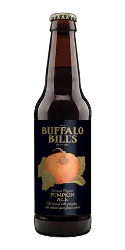 Buffalo Bill's Original Pumpkin Ale, Buffalo Bill's Brewery