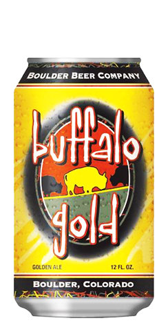 Boulder Beer Buffalo Gold