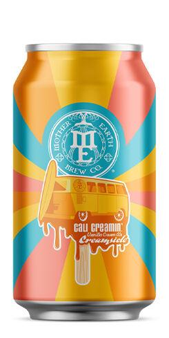 Cali Creamin' Creamsicle, Mother Earth Brewing Co.
