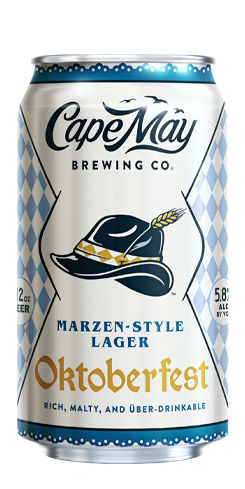 Cape May Oktoberfest, Cape May Brewing Co.