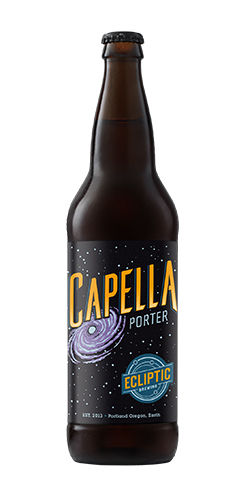Capella Porter by Ecliptic Brewing