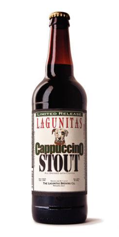 Cappuccino Stout by Lagunitas Brewing Co.