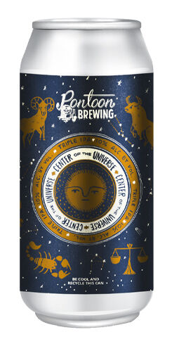 Center of the Universe, Pontoon Brewing