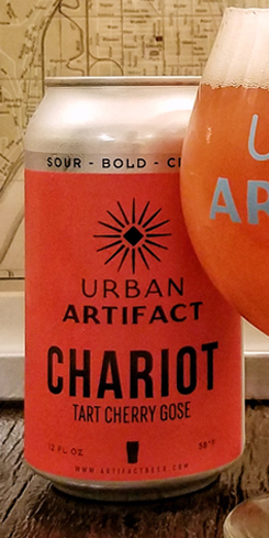 Chariot, Urban Artifact