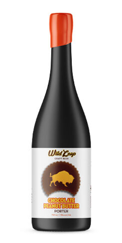 Chocolate Peanut Butter Porter, Wild Leap Brew Co.