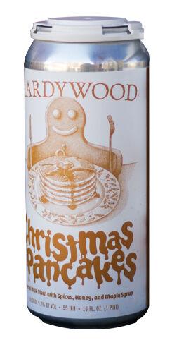 Christmas Pancakes, Hardywood Park Craft Brewery