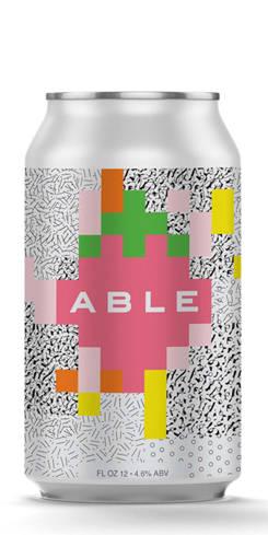 Chrono 003 // Strawberry El Dorado, Able Seedhouse and Brewery