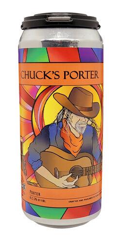 Chuck's Porter, Church Street Brewing Co.