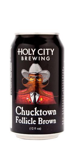 Holy City Beer Chucktown Follicle Brown
