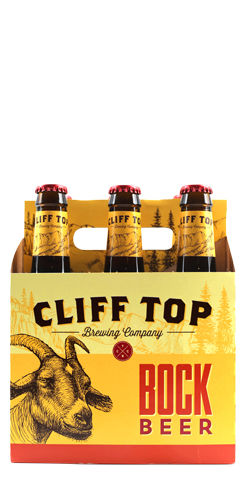 Cliff Top Bock by Cliff Top Brewing Co.