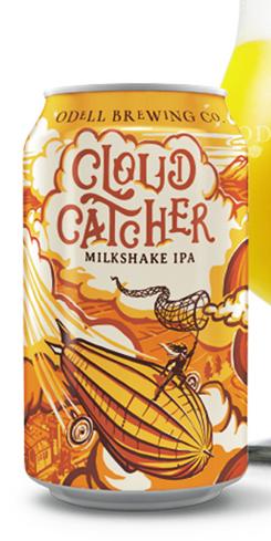 Cloud Catcher Milkshake IPA, Odell Brewing Co.