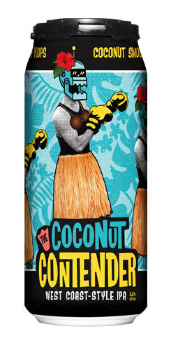 Coconut Contender, Duck Foot Brewing Co.