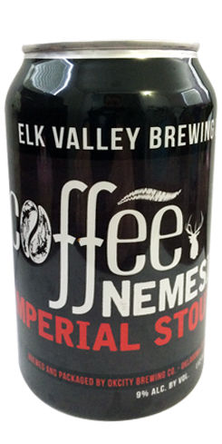 Coffee Nemesis by Elk Valley Brewing Co.