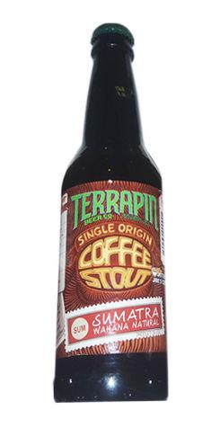 Terrapin Beer Single Origin Coffee Stout Sumatra